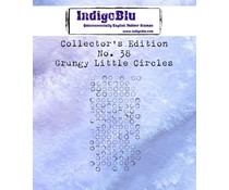 IndigoBlu Collector's No. 38 Grungy Little Circles (IND0603)