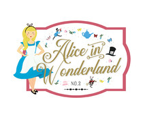 Alice in Wonderland No. 2