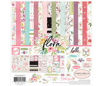 Carta Bella Flora No.3 12x12 Inch Collection Kit (CBF117016)