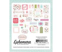 Carta Bella Flora No.3 Ephemera (CBF117024)