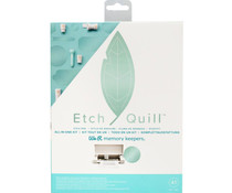 We R Memory Keepers Etch Quill All-in-One Kit (661090)
