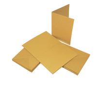 Craft UK Cards & Envelopes C6 Kraft (CUK2049)