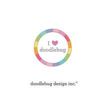 Doodlebug Design I Heart Doodlebug Collectible Pin (6554)