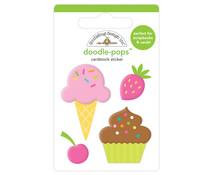 Doodlebug Design Sweet Treats Doodle-Pops (6632)
