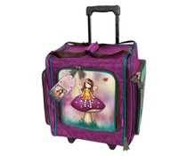 Gorjuss Wheelable Craft Tote Faerie Folk (GOR 245109)