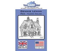 The Card Hut Tudor House Clear Stamps (CRDDL003)