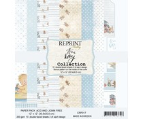Reprint It´s a Boy Collection 12x12 Inch Paper Pack (CRP017)