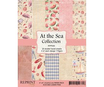 Reprint At the Sea Collection 6x6 Inch Paper Pack (RPP030)
