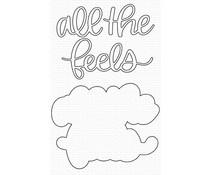 My Favorite Things All the Feels Die-namics (MFT-1739)