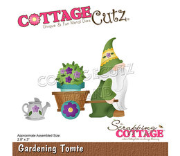 Scrapping Cottage Gardening Tomte (CC-745)