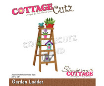 Scrapping Cottage Garden Ladder (CC-747)