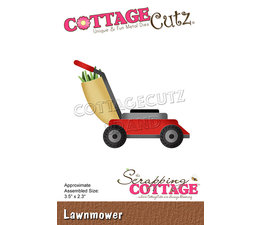 Scrapping Cottage Lawnmower (CC-750)
