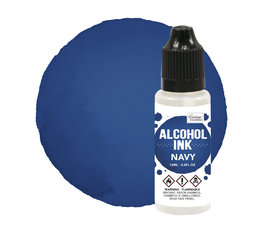 Couture Creations Alcohol Ink Navy 12ml (CO727309)