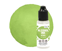 Couture Creations Alcohol Ink Kiwi 12ml (CO727316)