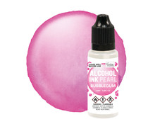 Couture Creations Alcohol Ink Pearl Bubblegum 12ml (CO727373)