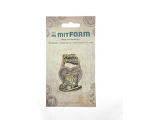 Mitform Travel 1 Metal Embellishments (MITS049)