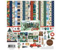 Carta Bella Summer Camp 12x12 Inch Collection Kit (CBSC119016)
