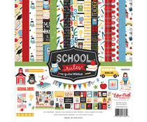 Echo Park School Rules 12x12 Inch Collection Kit (SCR215016)