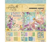 Graphic 45 Fairie Wings 12x12 Inch Collection Pack (4502083)