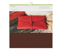Cricut Genuine Leather 12x12 Inch Dark Brown (2004016)