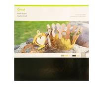 Cricut Kraft Board 12x12 Inch Foil Metals Sampler (2005490)