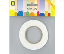 JEJE Produkt Foam Tape 2 m x 12 mm x 1 mm (3.3010)