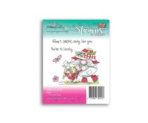 Polkadoodles There's Gnome Body Like You Clear Stamps (PD8071)