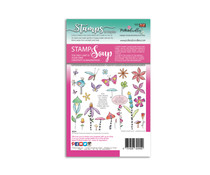 Polkadoodles Garden Glory Stamp Soup (PD8085)