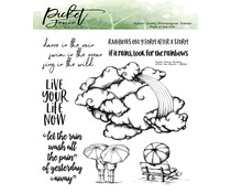 Picket Fence Studios After the Storm Clear Stamps (BB-134)