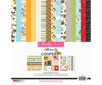 Bella BLVD Cooper 12x12 Inch Collection Kit (BB2261)