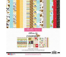 Bella BLVD Cooper 12x12 Inch Collection Kit (BB2261)