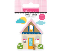 Bella BLVD Cat House Bella-Pops (3pcs) (BB2281)