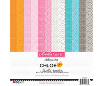 Bella BLVD Chloe Bella Besties 12x12 Inch Paper Pack (BB2285)