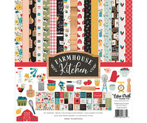 Echo Park Farmhouse Kitchen 12x12 Inch Collection Kit (FK216016)