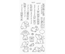 My Favorite Things Woof Pack Clear Stamps (BB-105)