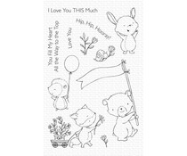My Favorite Things Hooray Kind of Day Clear Stamps (SY-22)