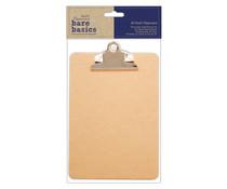 Papermania A5 Kraft Clipboard (PMA 174798)
