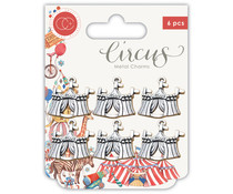 Craft Consortium Big Top Charms (CCMCHRM012)