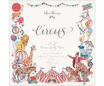 Craft Consortium Circus 12x12 Inch Paper Pad (CCPPAD017)