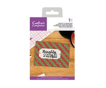 Crafter's Companion Naughty Is The New Nice Clear Stamps (CC-CA-ST-NNE)
