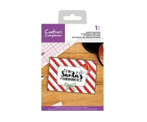 Crafter's Companion Santa's Favourite Clear Stamps (CC-CA-ST-SAF)