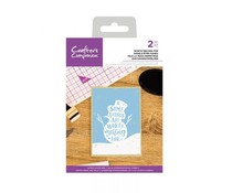 Crafter's Companion Worth Melting For Clear Stamps (CC-CA-ST-WMF)