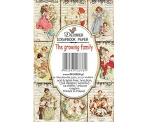 Decorer The Growing Family Paper Pack (DECOR-M79)