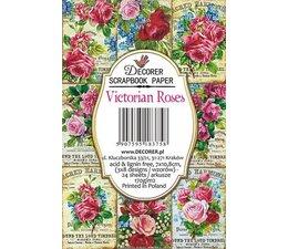 Decorer Victorian Roses Paper Pack (DECOR-M81)