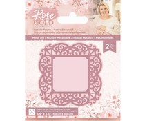 Crafter's Companion Rose Gold Ornate Frame Die (S-RG-MD-ORNF)