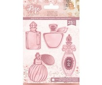 Crafter's Companion Rose Gold Stamp and Die Scent with Love (S-RG-STD-SCENT)