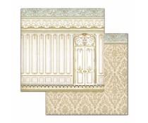 Stamperia Princess Door 12x12 Inch Paper Sheets (10pcs) (SBB711)