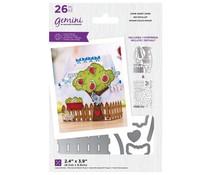 Gemini Home Sweet Home Stamp & Die (GEM-STD-HSH)