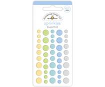 Doodlebug Design Baby Boy Assortment Sprinkles (45pcs) (6759)