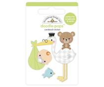 Doodlebug Design Special Delivery Doodle-Pops (6780)